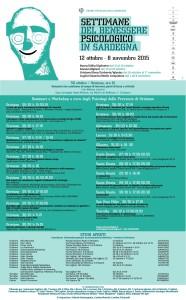 Programma Settimana del Benessere Oristano
