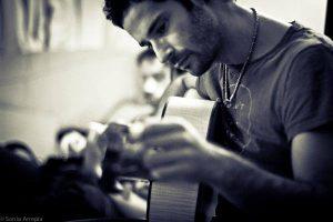 Safir Nòu: sarà il progetto di Antonio Firinu, tra il jazz e il post-rock, ad aprire il Summer Is Mine 2016 venerdì 5 agosto.