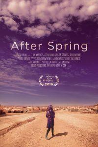 La locandina del film, presentato al Tribeca Film Festival.