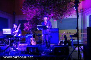 Zamboni e Roversi insieme sul palco