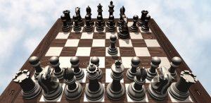 Foto del gioco degli scacchi