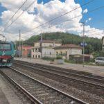 Treno in viaggio