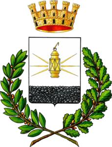 Foto stemma del Comune di Carbonia.