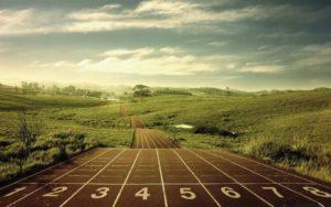Carboniadi pista atletica simbolica