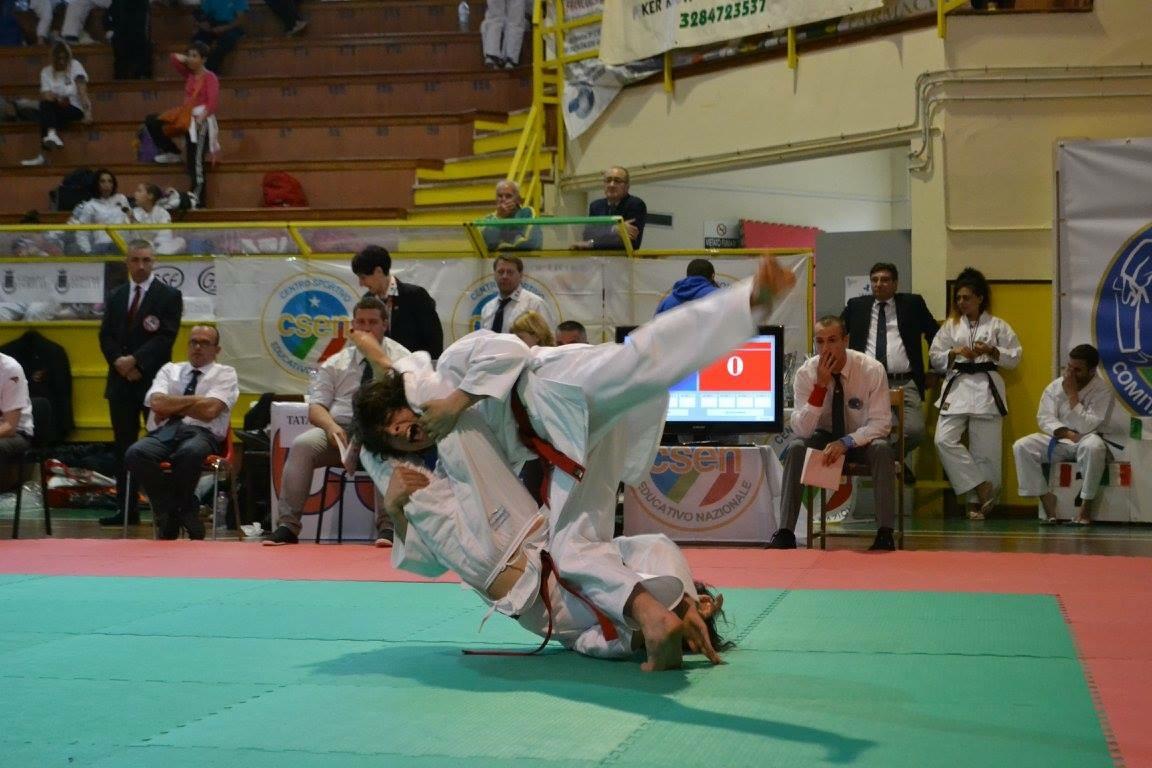 Torneo regionale di Ju Jitsu - 3° Memorial Antonella Piredda