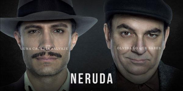 Neruda al Cinema Sotto le Stelle, copertina del film.