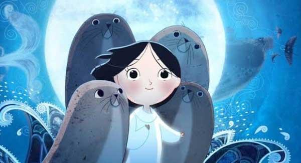Fotogramma del film La Canzone del Mare.