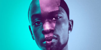 Moonlight, la copertina del Film