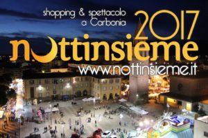 Nottinsieme 2017 @ Centro Città | Carbonia | Sardegna | Italia