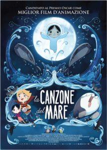 Locandina Ufficiale del film La Canzone del Mare.