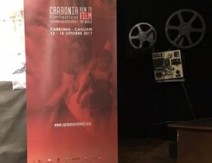 Carbonia Film Festival al Cinema Odissea.