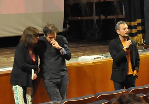 Il figlio di Saul al Carbonia Film Festival - Confronto sul film.