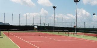 Campo da Tennis Via Balilla - Carbonia