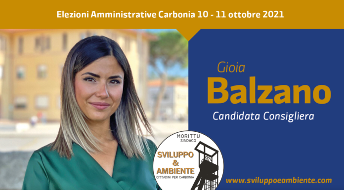 Gioia Balzano
