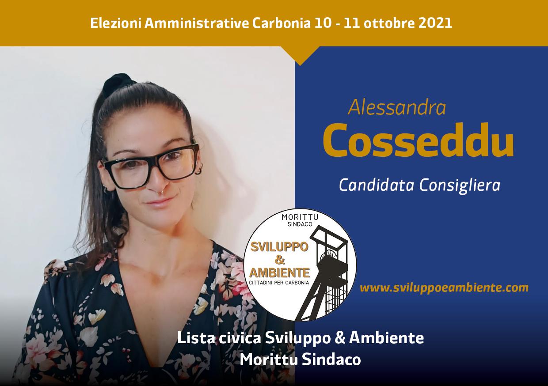 Alessandra Cosseddu
